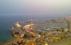 Vista  desde el Castillo de Alicante
