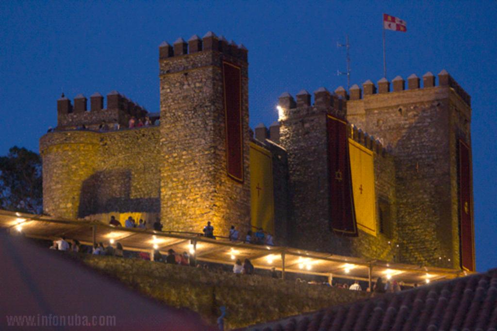 Cortegana (20km),ferias medievales