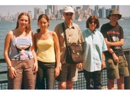 From left to right: Núria,Mariona;Ignasi, Conxa,Bernat