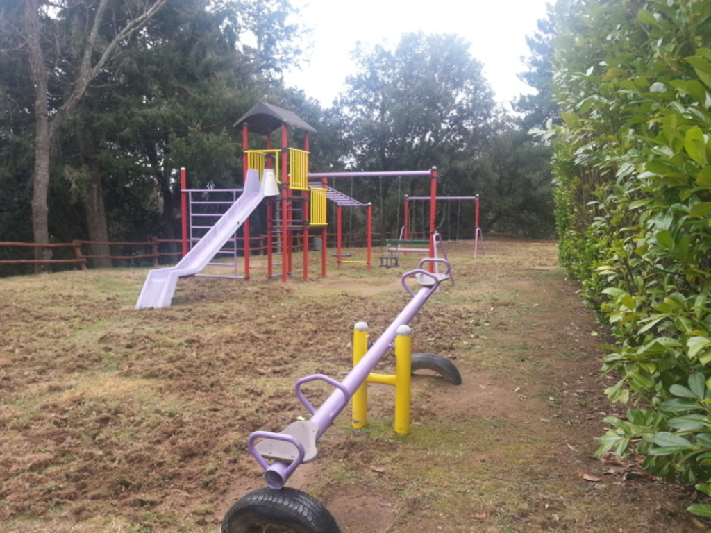 playground in the area