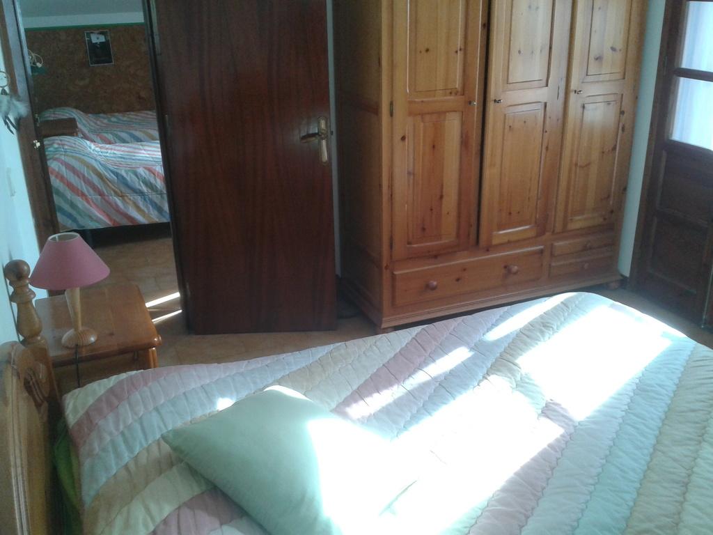 bedrooms view from the main queen-size bedroom