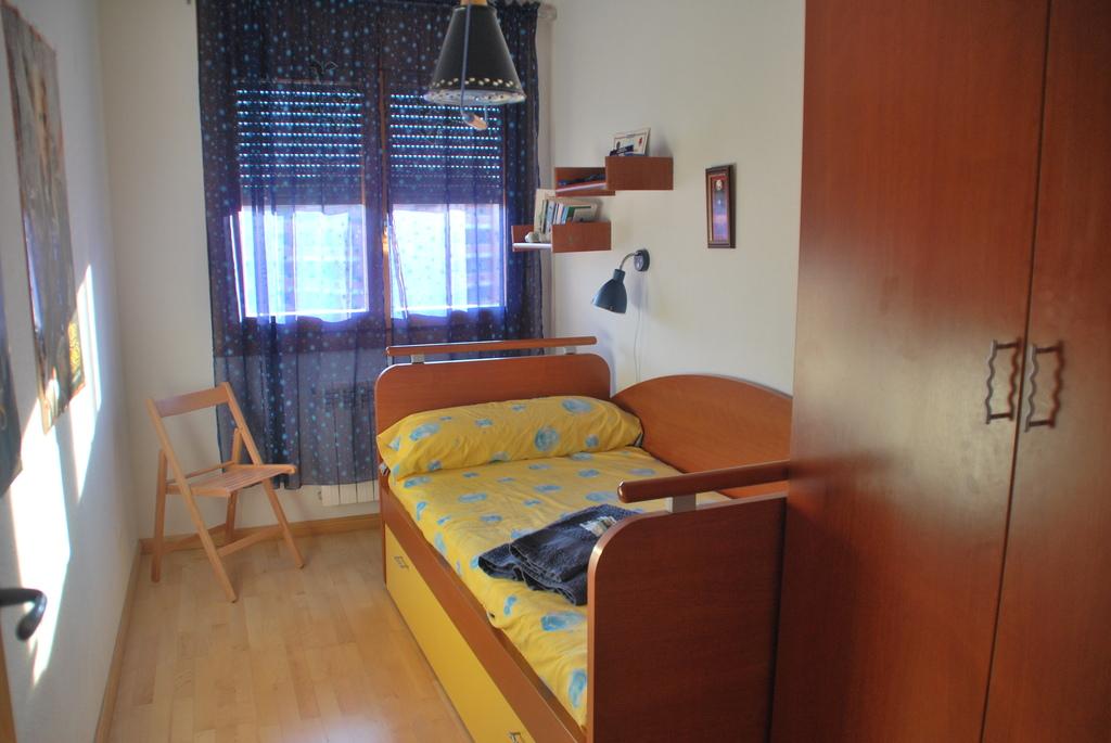 Dormitorio para 1-2 personas