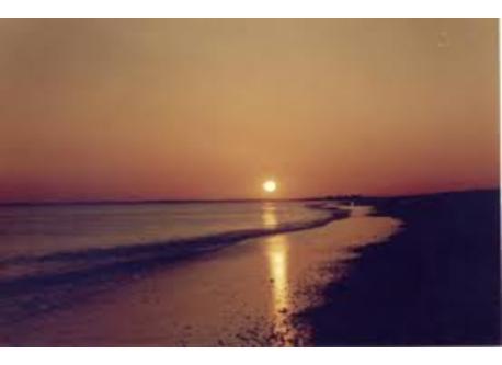Sunset Islantilla