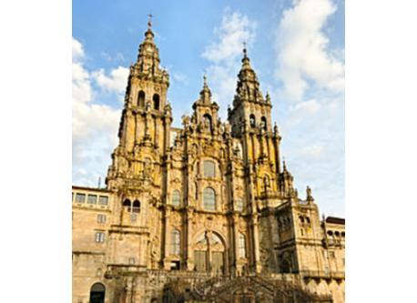 Cathedral of Santiago of Compostela