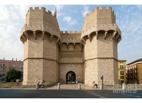 Serranos Towers.