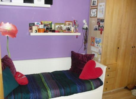 Zöe's Bedroom