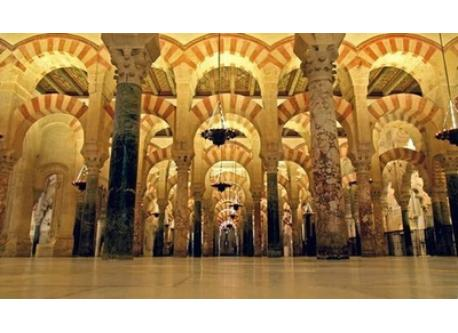 Córdoba Mosque (200 km from our house)