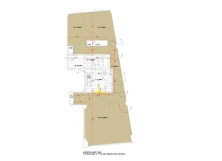Appartment's plan