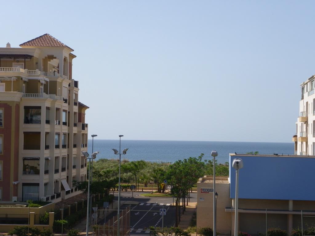 Vistas de la terraza