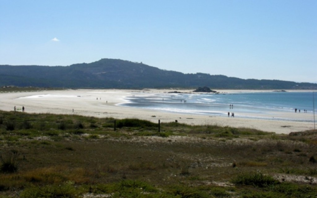 Playa Corrubedo