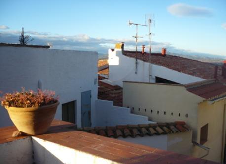 terraza.-