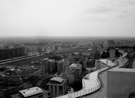 Lleida city