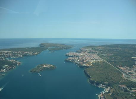 Port Mahon + Es Castell