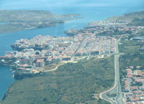 Pueblo de Es Castell - Town of Es Castell