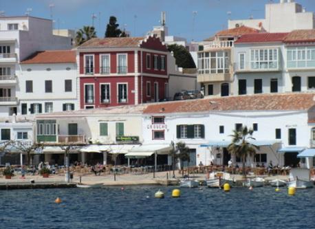 Cala Fons - Puerto de Pescadores - Fishermen harbour