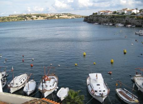 Cala Fonts Puerto de Pescadores - Fishermen harbour