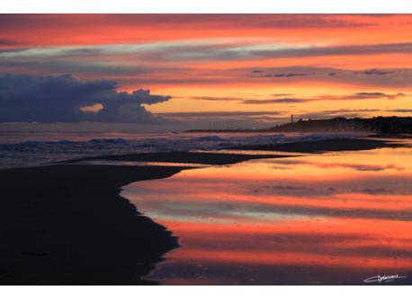 Torredembarra beach