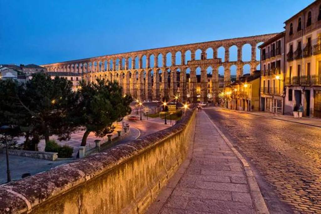 Segovia, Acueducto