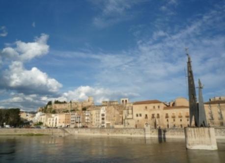 View of Tortosa
