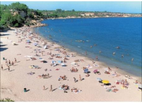 Cap Roig beach