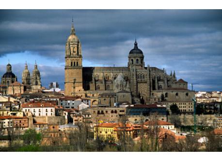 Salamanca y sus catedrales