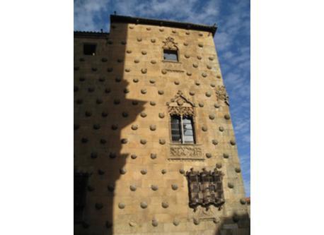 Salamanca: Casa de las Conchas