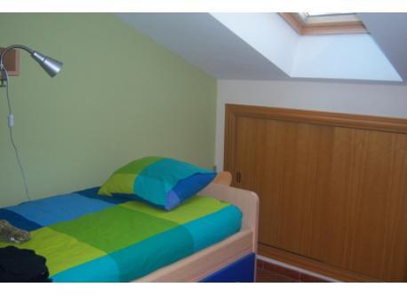 Habitación con 2 camas planta 1ª