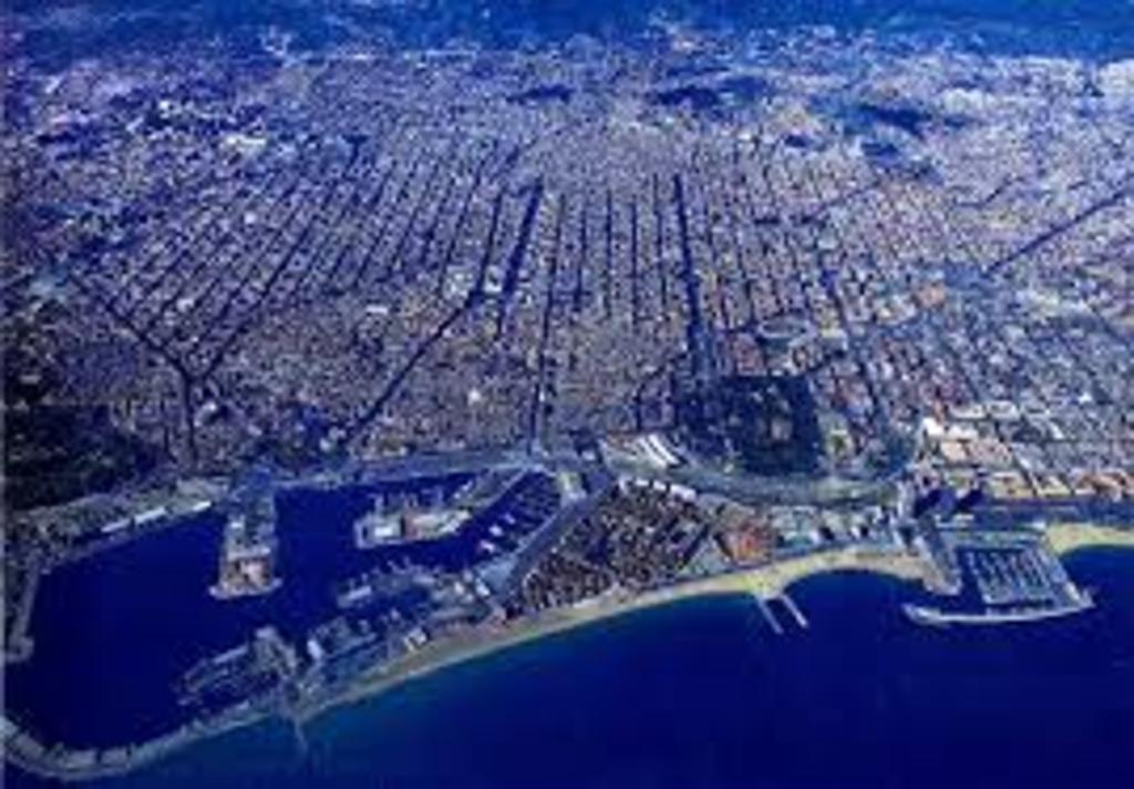Barcelona. 35 min. by train or car