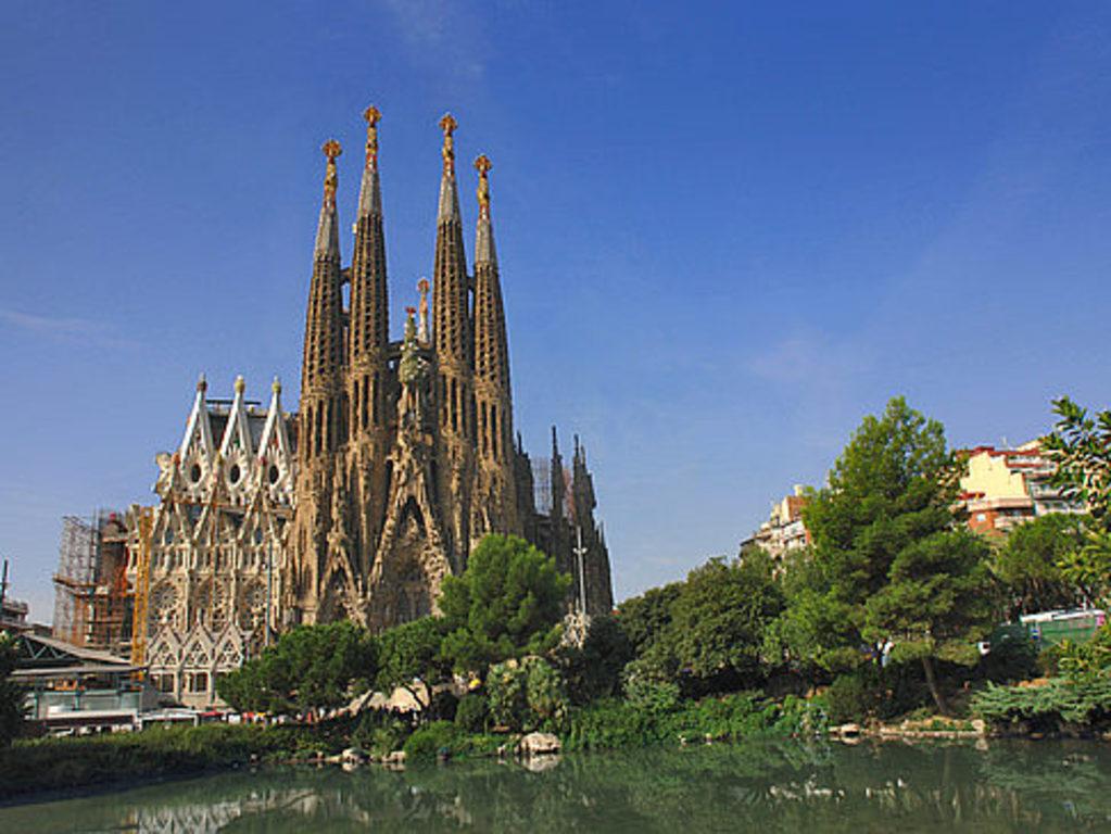 Barcelona. Sagrada Família
