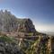 Montserrat, 1h 15' by car (or train + funicular )