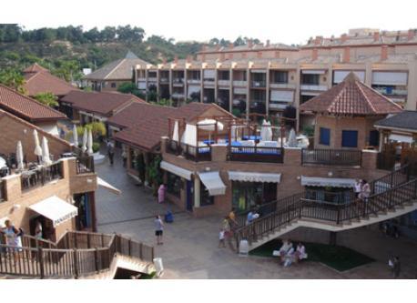Shopping center Islantilla