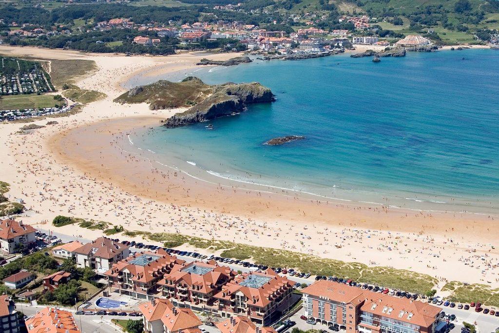 Noja beach