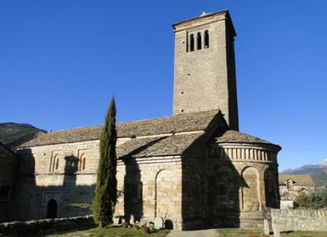 Iglesia de Oliván