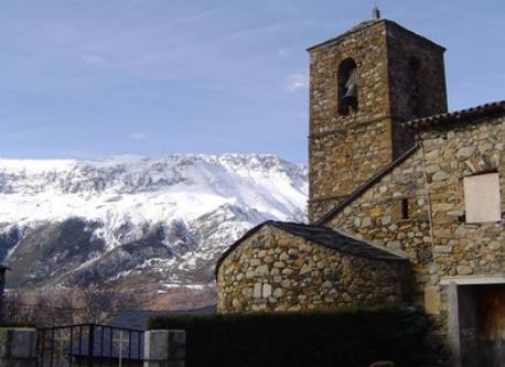 Iglesia románica de Eresué