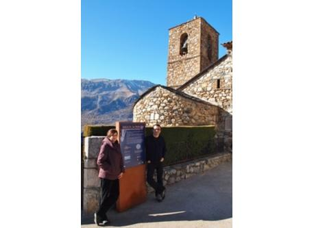 Plaza e Iglesia de Eresué