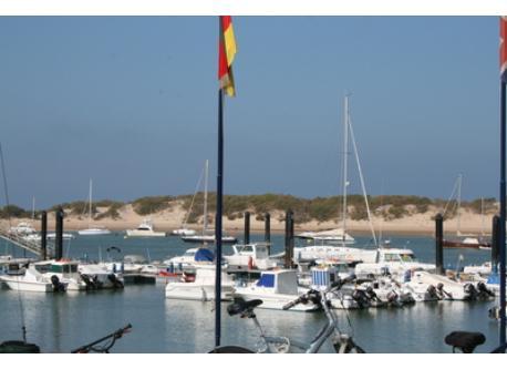Sancti Petri Harbour
