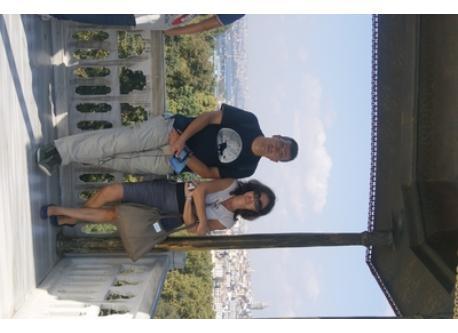 Lola & Joaquin (Estambul)