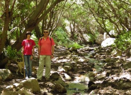"""At """"Los Cernícalos"""" ravine, Gran Canaria"""