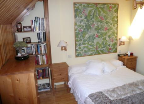 dormitorio 1 cama muy grande