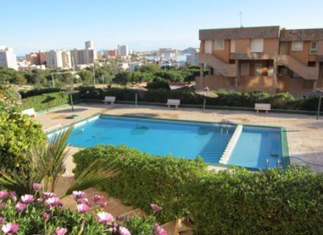swimming pool winter