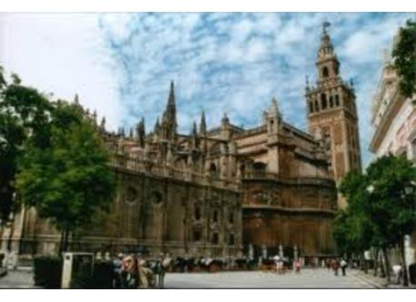 Cathedral and The Giralda