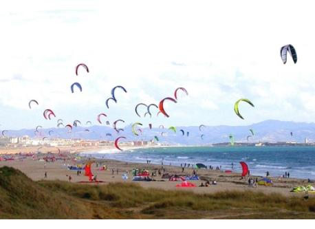 Kitesurf at Tarifa
