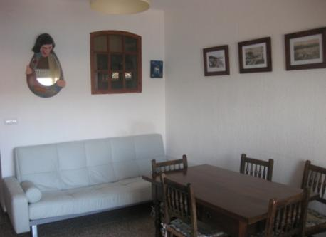 SOFA/BED IN DINNING ROOM