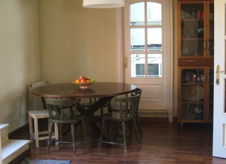 Eating room