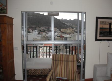 views from tne balcony