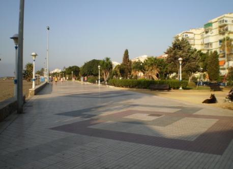 Promenade at down