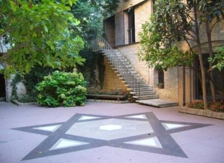 GIRONA. The Jewish Quarter