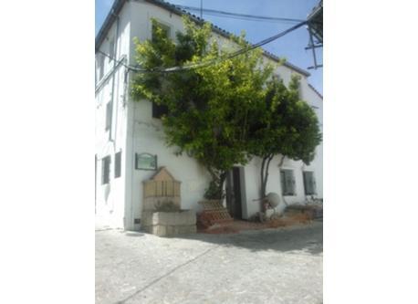 casa tipica de la Sierra de Cádiz