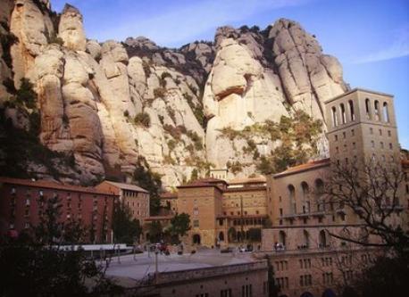 Montserrat, monastery