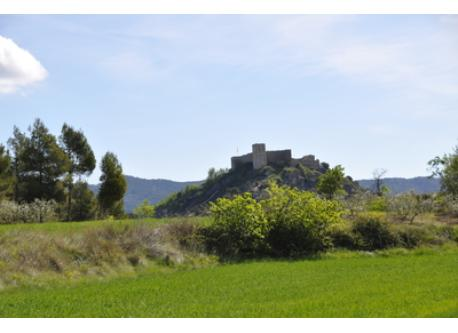 Castle of Claramunt